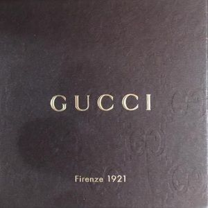Gucci Candle. New. SOLD....